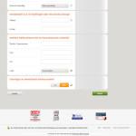norisbank Kontoeröffnung Kontaktdaten eintragen