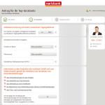 norisbank Kontoeröffnung Wahl Tagesgeldkonto