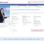 Kontoeröffnung Antrag TARGOBANK Komfort Konto