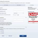 Kontoeröffnungsantrag Postbank Giro extra plus