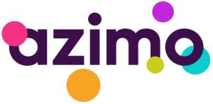 Logo von Azimo.com