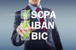 SEPA-Lastschrift mit IBAN und BIC
