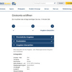Eröffnung Girokonto 1822direkt
