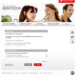 Kontoeröffnung Santander Girokonto Kontovertrag