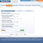 Sparda-Bank Kontoeröffnung Steuerdaten