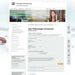 Kontoeröffnung VW Bank - Seite 1