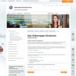 Kontoeröffnung VW Bank