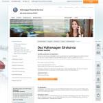 Kontoeröffnungsantrag VW Bank