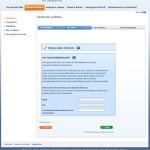 Kontoeröffnungsantrag Sparda-Bank Berlin